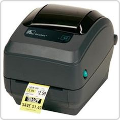 Barcode Scanner Barcode Printing Label Printing Scale   Labels and Ribbons   Zebra GK-420T 6147c730958