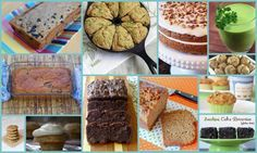 Over 60 Gluten-Free Zucchini Dessert Recipes at All Gluten-Free Desserts from Gluten-Free Easily