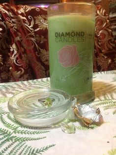 Rosewood from Diamond Candles
