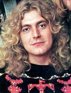 """""""Robert Plant's Christmas-y sweater, from the cover of People Magazine, December 20, 1976 """""""