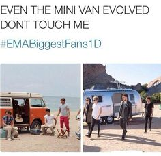 Just don't touch me