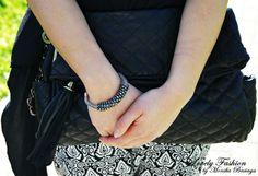 torebka / bag - Reserved; bransoletka / bracelet - NN (gift from my cousin / prezent od kuzynki)