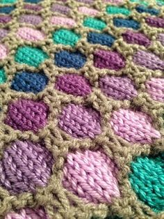 Honeycomb blanket: The Homemade Heart: Welcome to the world baby girl!