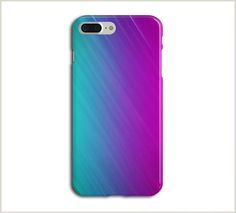 Light Blue to Pink Case - iPhone 12, Galaxy S20 Ultra, Note 20, Google Pixel 4a XL, iPhone 11 Pro, Galaxy S10 Plus, Google Pixel 4, Note 10