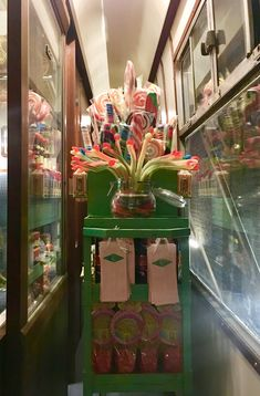 Hogwarts Express sweet trolley aesthetic