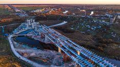 Rusové dokončili 700km dálnici z Moskvy do Petrohradu, vznikla z ničeho v bažinách | Autoforum.cz History
