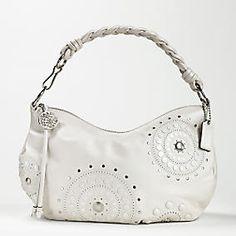 Leather purse.