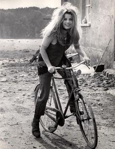 Senta Berger 1970