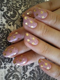 silver golden nails art - Iskanje Google