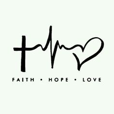 Faith Hope Love Laptop Car Vinyl Window Decal Sticker Christian Cross Really Cool Tattoo Idea: Trendy Tattoos, New Tattoos, Body Art Tattoos, Tatoos, Cousin Tattoos, Gemini Tattoos, Worst Tattoos, Rosary Tattoos, Faith Tattoos