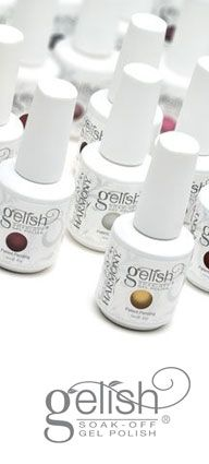 Gelish application tips