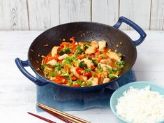 Food Inspiration, Kitchen, Asia, Chicken Stir Fry, Meal, Cooking Food, Cooking, Kitchens, Cuisine
