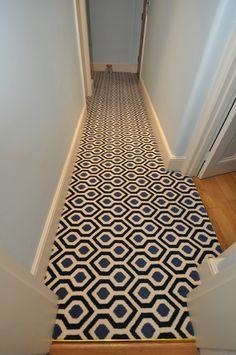 Geometric carpet by Bowloom Ltd. Animal Print Rug, Carpet, Rugs, Gallery, Home Decor, Farmhouse Rugs, Decoration Home, Roof Rack, Room Decor