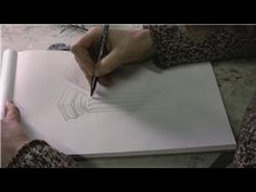 Drawing Lessons : How to Draw the Doric Columns - YouTube