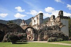 Iglesia y Convento de La Recolección Antigua, Guatemala