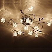 Artistic Aluminum Flush Mount Lights With 11 ... – USD $ 199.99