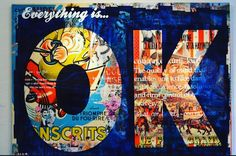 Remember...Everything is OK... #wynwoodwalls #wynwood #miami www.wynwoodartbooks.com #districtartisan #art #photography