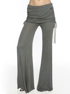 I am Love Smoke Boheme Yvette Wide Leg Pant