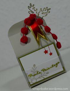 Stampin' UP! - Christmas - Weihnachten - Baker's Box - Verpackungen - Kling Glöckchen - Winterliche Weihnachtsgrüße