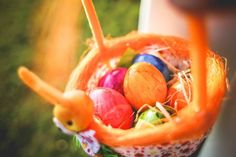 10 Great Things to Add to your Easter Basket | Rochebros.com