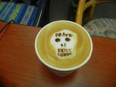 Arte Café Día de Muertos