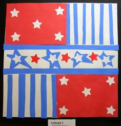 Flag Design Challenge for Fourth Grade - Might be fun to do along with American History