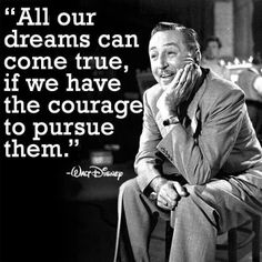 Walt Disney - a tribute to a man nearly every man should model a part of their life after. Walt, we miss you and think of you often! Thank you for what you've given all of us! 12/5/1901 - 12/15/1966