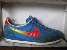 new style 7ef26 b06f9 nike sierra rainbow 1981 Nike Trainers, Nike Sneakers, Nike Shoes, Nike  Waffle,
