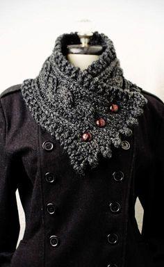 Fisherman's Wife Cowl Kit (Knit) - $9.10