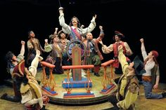 stage set props + pirate - Google Search