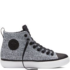 buy popular b0e53 fb06a Converse - All Star Modern - Dark Grey - High Top Converse Chucks, Converse  Trainers