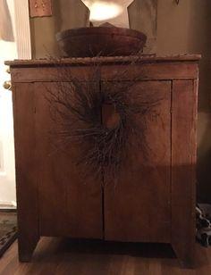 New primitive cabinet