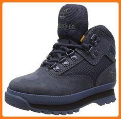 Timberland Unisex-Kinder Euro Hiker euro Hiker Lthr Fabric Chukka Boots   Amazon.de  Schuhe   Handtaschen ccac504a1a