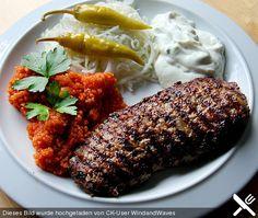 Bifteki, ein sehr leckeres Rezept aus der Kategorie Rind. Bewertungen: 225. Durchschnitt: Ø 4,4.