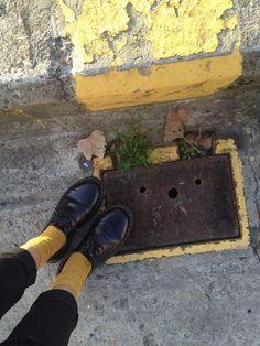 Картинка с тегом «yellow, shoes, and tumblr»
