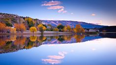 Autumn in Otago by Stephen Patience Photography. Central Otago is a beautiful area located in the lower South Island of New Zealand.  The colours here this autumn were amazing.  I was hoping for the perfect sunrise but many of the days here are fine and sunny and without clouds.