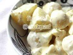 スペイン料理★ポテトのにんにくマヨソースの画像