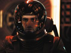 Solaris is a 2002 science fiction-psychological drama directed by Steven Soderbergh and starring George Clooney and Natascha McElhone. A troubled psychologist is sent to investigate the crew of an isolated research station orbiting a bizarre planet.