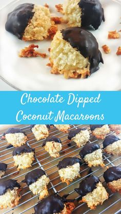 Chocolate-Dipped Coc