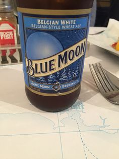 Blue Moon American beer
