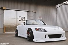 Japanese USDM Style S2000. | Stance:Nation - Form > Function