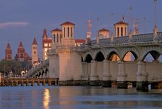 Bridge of Lions St Augustine, Florida