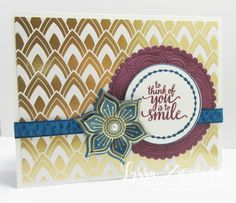 Eastern Palace Stampin Up new catalog preorder big shot gold stickers colors Lyssa song my heart