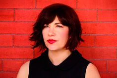 Carrie Brownstein: this is exactly the hair I want.
