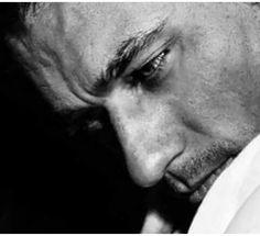 """David Gandy en """"blanco y negro"""""""