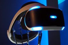 Sony's Virtual Reality system for PlayStation 4 Consoles