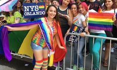 Meet Jazz Jennings, The Transgender Teen Who Is Changing The World Jazz Jennings, Lgbt Articles, Transgender Books, I Am Jazz, The Lennon Sisters, Pride Parade, Influential People, Equal Rights, Gay Pride