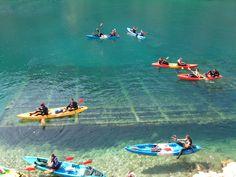 Sea kayaking in Zavratnica with Huck Finn Adventure Travel