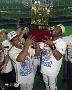 Blue Jays World Series Champs.