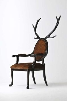 Languid Dame Seating - The Marjorie Skouras Titi Chair is Designed to Look Like a Woman at Peace